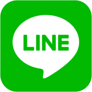 LINE disaster response